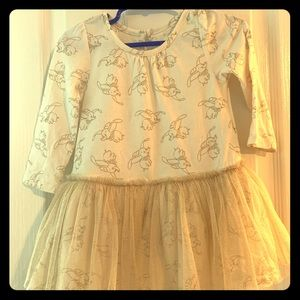 12-18 month baby gap dumbo dress